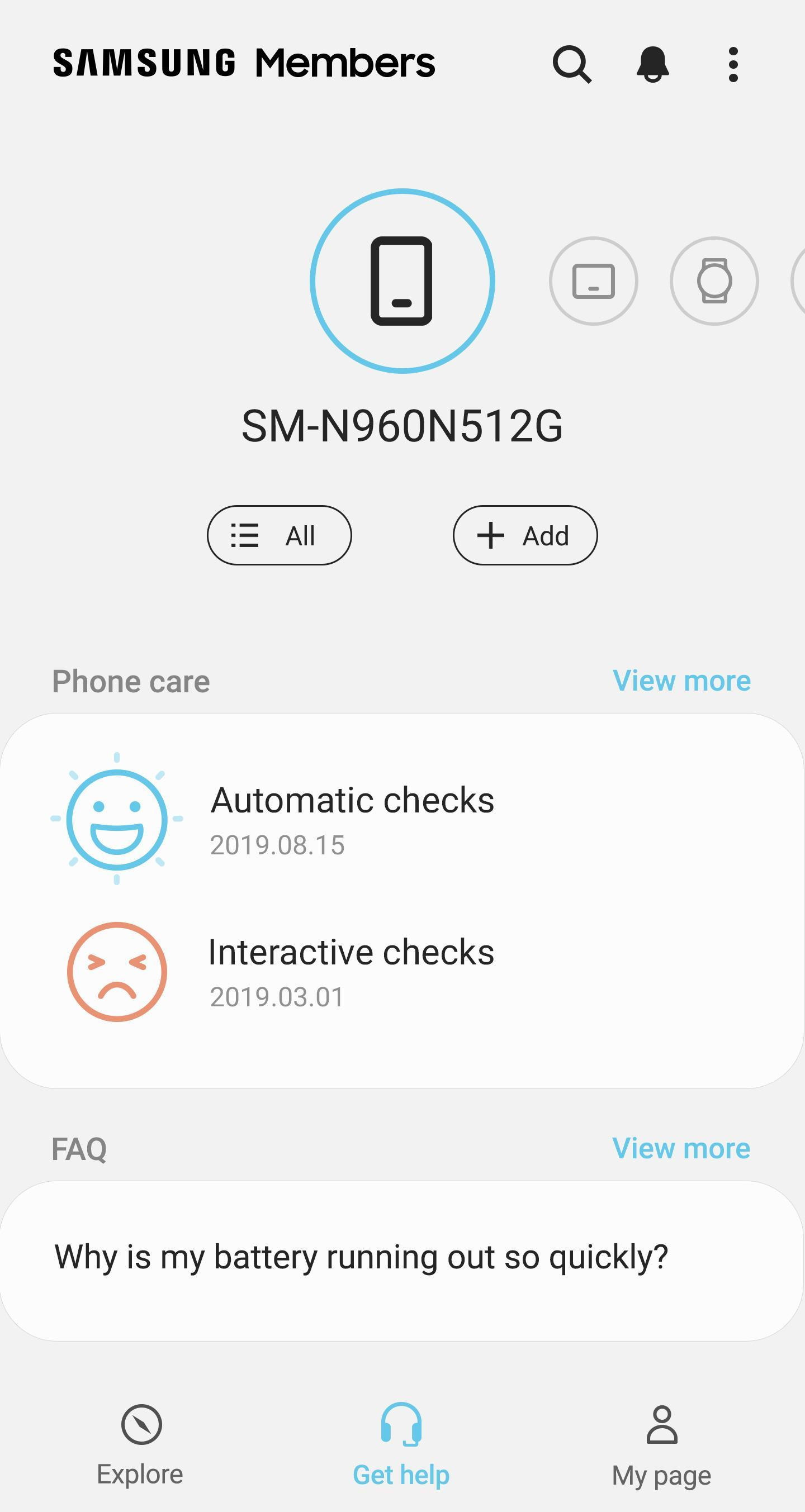 Samsung Members for Android - APK Download
