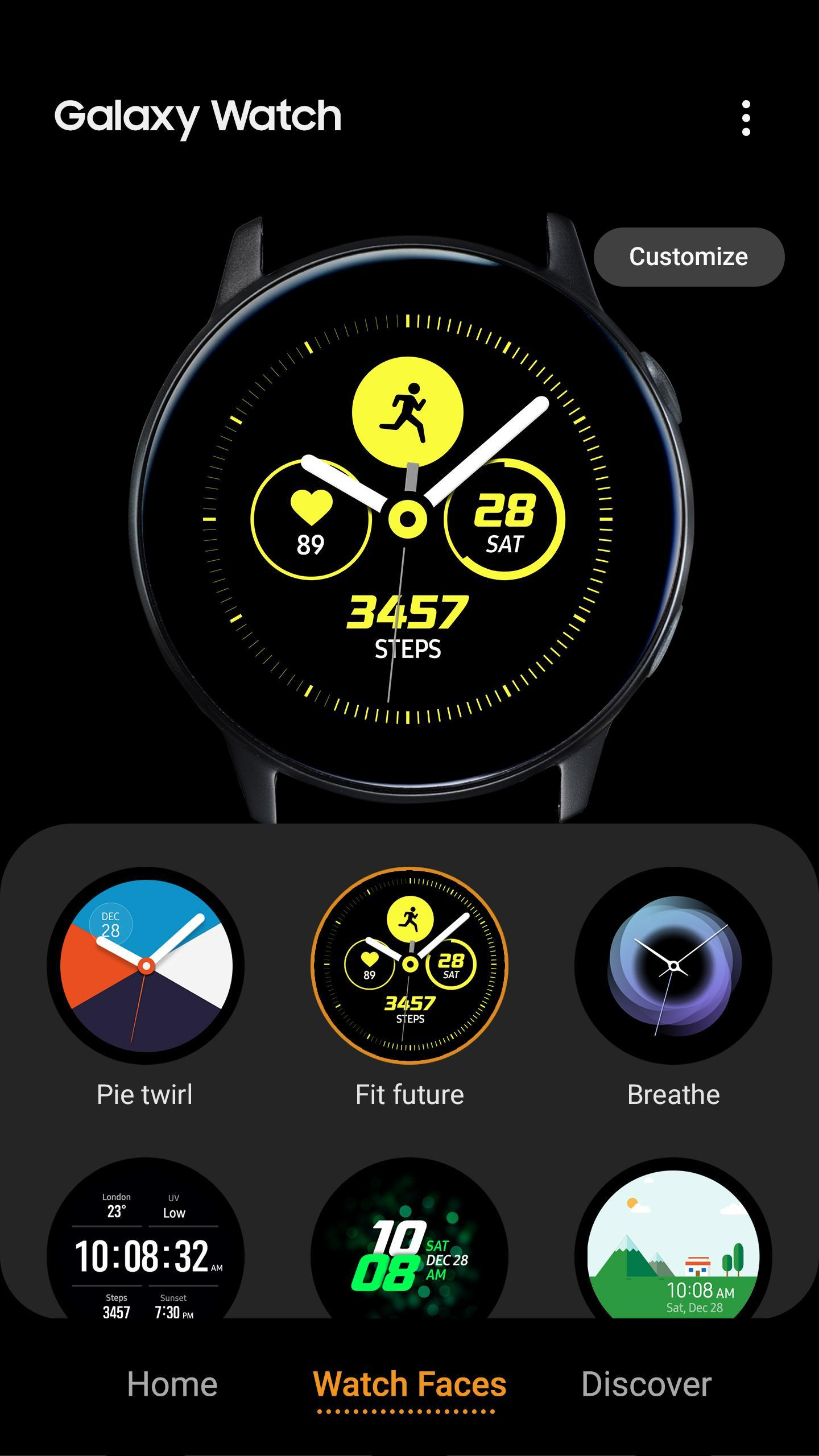 Galaxy Wearable for Android - APK Download