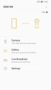 Samsung Gear 360 포스터