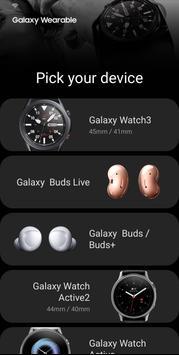 Galaxy Watch3 Plugin screenshot 1