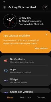 Watch Active2 Plugin 스크린샷 2