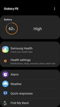 Galaxy Fit Plugin 截图 2