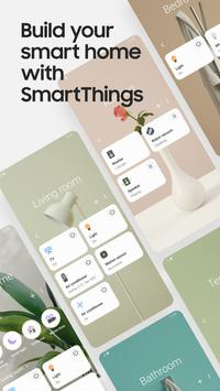 SmartThings постер