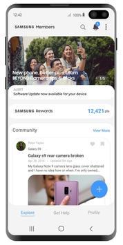 Samsung Members v1 penulis hantaran