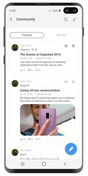 Samsung Members v1 syot layar 3