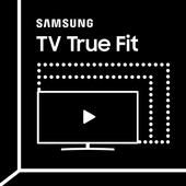 Samsung TV True Fit 图标