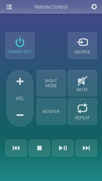 Audio Remote screenshot 1