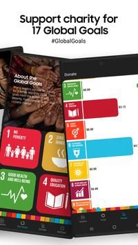 Samsung Global Goals Screenshot 1