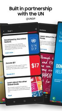 Samsung Global Goals ảnh chụp màn hình 6