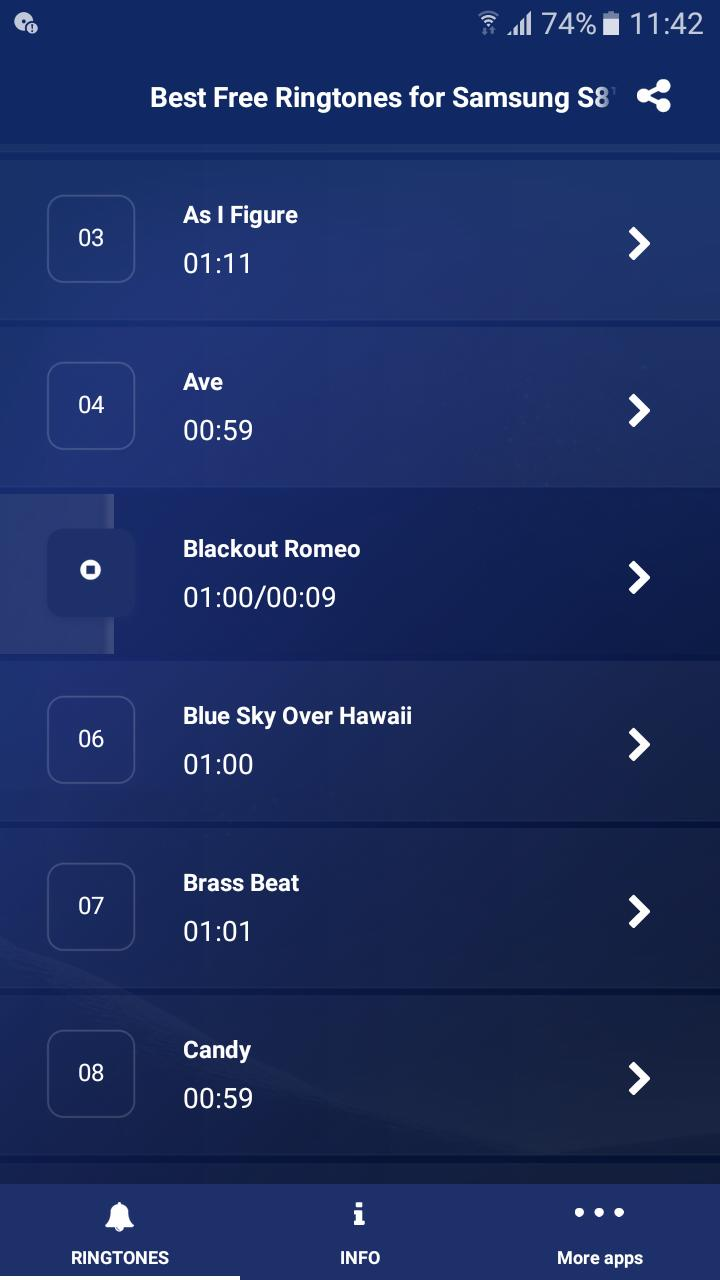 Free Ringtones for Samsung S8™ for Android - APK Download