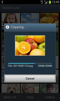 Samsung SMART CAMERA App screenshot 1