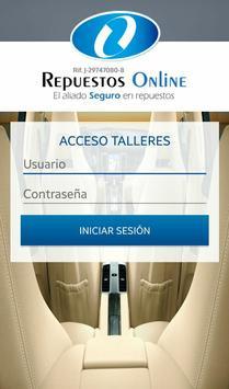Repuestos Online.com poster