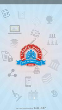 Agrawal Classes poster