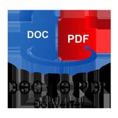 Doc to PDF Converter (xls ppt word png jpg csv txt icon