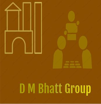D M Bhatt Group Tuition poster