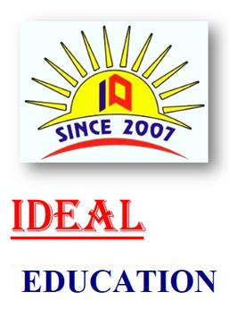 Ideal Education poster