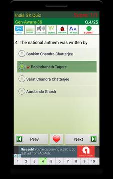 India GK screenshot 5