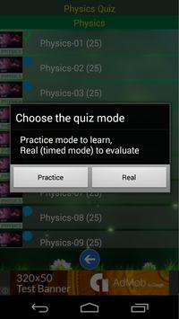 Physics Quiz 스크린샷 11