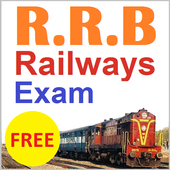 RRB Railways Exam icon
