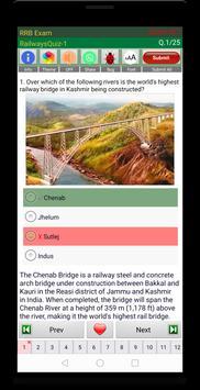 RRB NTPC Railways Exam 스크린샷 11