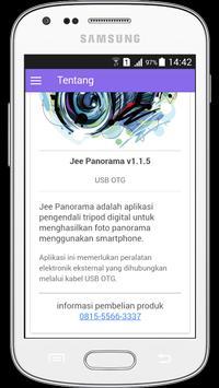 Jee Panorama - USB OTG screenshot 1