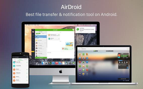 AirDroid imagem de tela 14