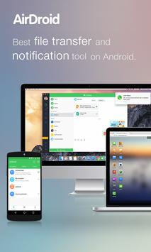 AirDroid poster
