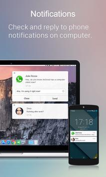 AirDroid screenshot 2