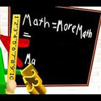 Crazy Teacher Math in education school GUIDE poster