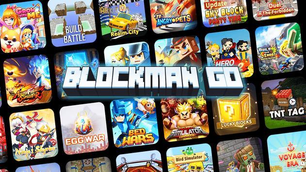 Blockman Go poster