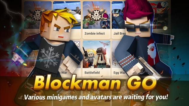 Blockman GO скриншот 15
