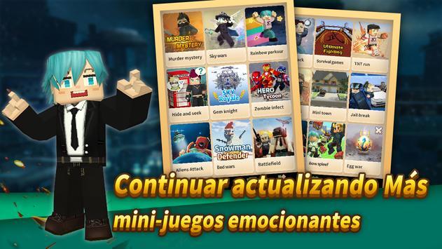 Blockman Go: Blocky Mods captura de pantalla 7