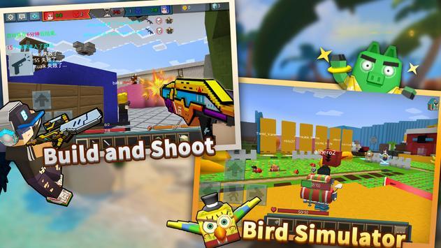 Blockman Go: Blocky Mods captura de pantalla 18