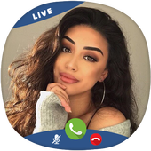 Video Call Around The World And Video Chat Guide आइकन