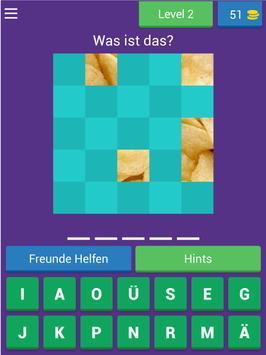 Süßigkeiten Quiz screenshot 9