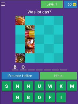 Süßigkeiten Quiz screenshot 14