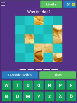 Süßigkeiten Quiz screenshot 16