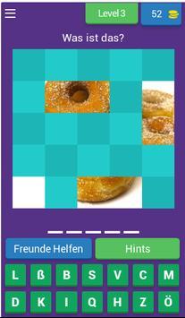 Süßigkeiten Quiz screenshot 3
