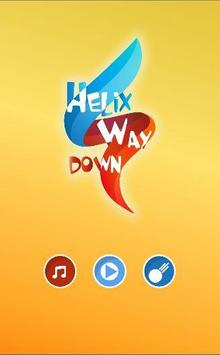 Helix Way Down poster