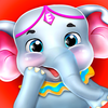 Baby Elephant - Circus Flying & Dancing Star! icon