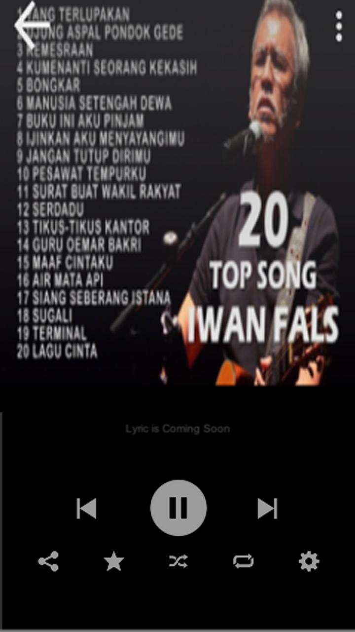 55 Gambar Iwan Fals Maaf Cintaku HD Terbaru