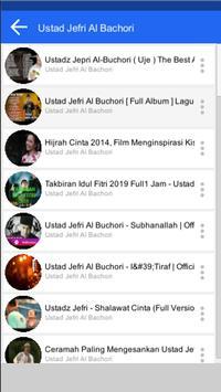 Lagu Sholawat Ustad Jefri Albume Terbaru Offline poster