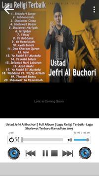 Lagu Sholawat Ustad Jefri Albume Terbaru Offline screenshot 2