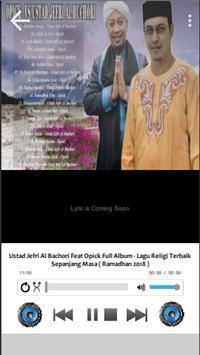 Lagu Sholawat Ustad Jefri Albume Terbaru Offline screenshot 4