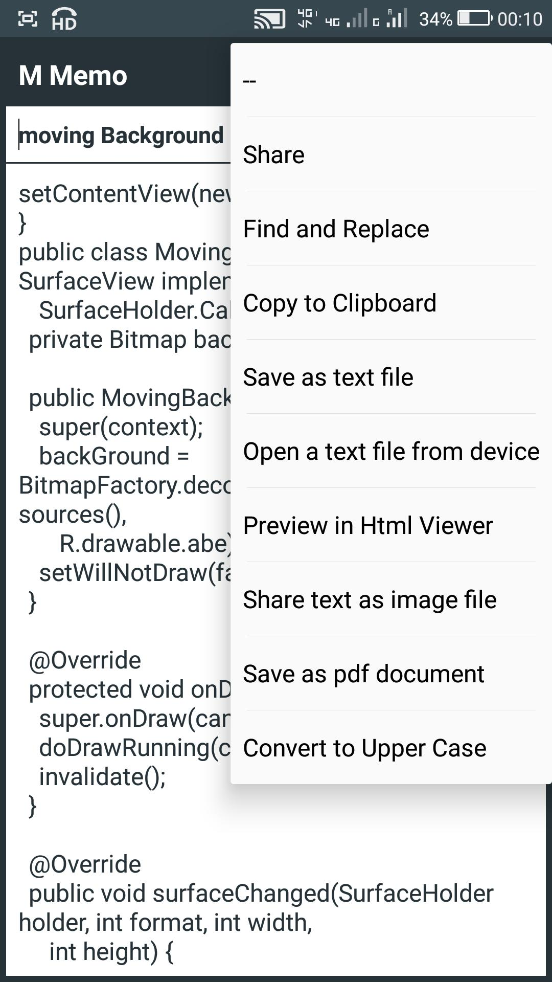 M Memo for Android - APK Download