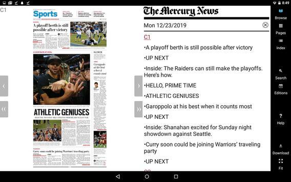 The Mercury News 截图 4
