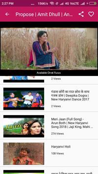 Haryanvi Song -Haryanvi Gana, video, Song, ragni🎬 screenshot 4