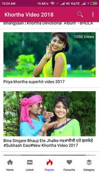 Khortha  Song -Khortha Video, gana, dance, song 🎬 screenshot 3