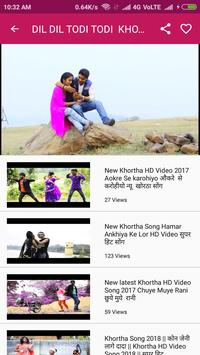 Khortha  Song -Khortha Video, gana, dance, song 🎬 screenshot 7