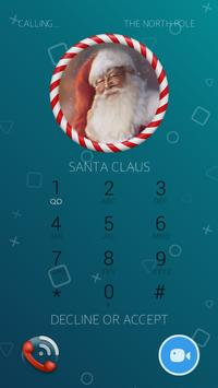 Call From Santa Claus - Xmas Time screenshot 2